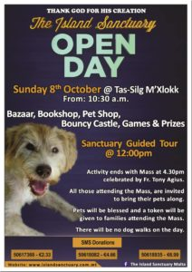 Come and join us. Thank you on behalf of our dogs.